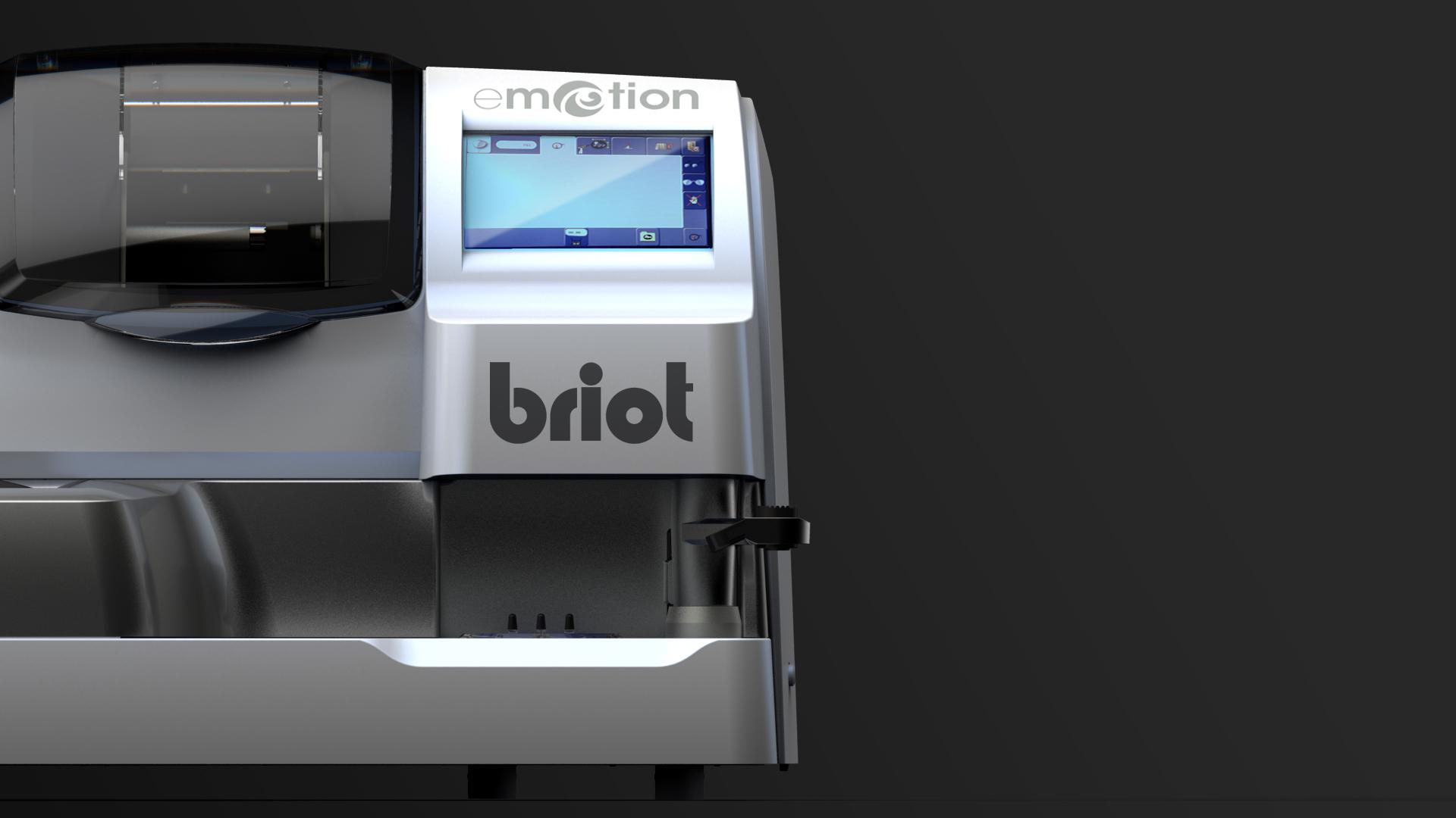 Design industriel – AdvanceDesign – briot